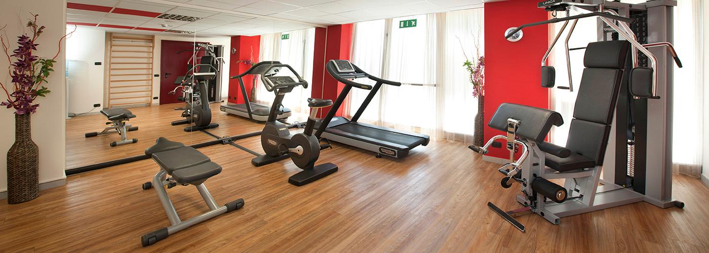 Fitnessraum hotel  Fitnessraum Hotels in Alba - Hotel Calissano **** Komfort und Eleganz