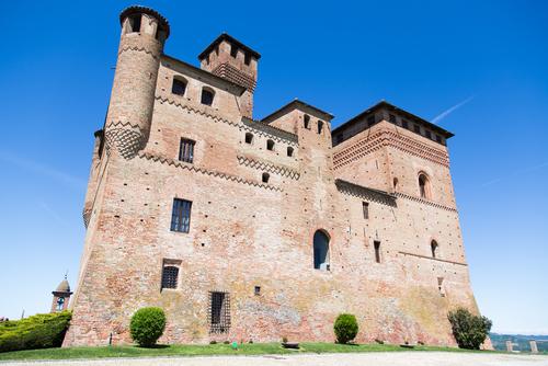 TRUFFLE CASTLE WINE - castello di Grinzane