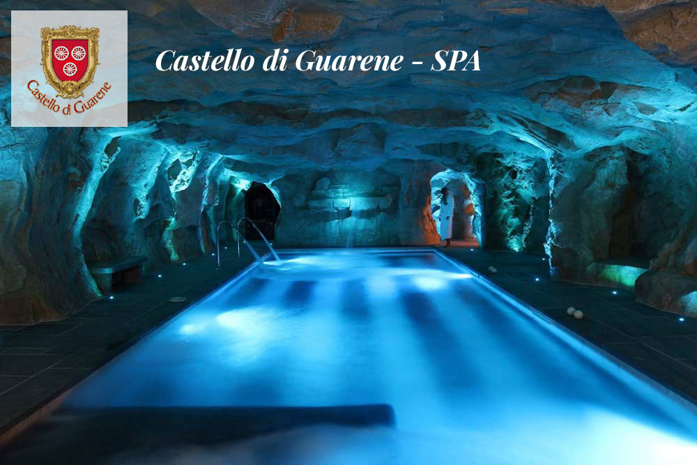 SPA, massages and treatments at Castello di Guarene