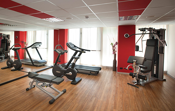 Hotel Calissano - Fitness room and activities