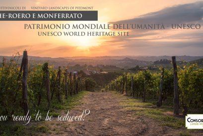 Langhe, Roero e Monferrato patrimônio Unesco.