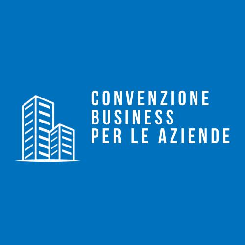 CONVENZIONE BUSINESS!